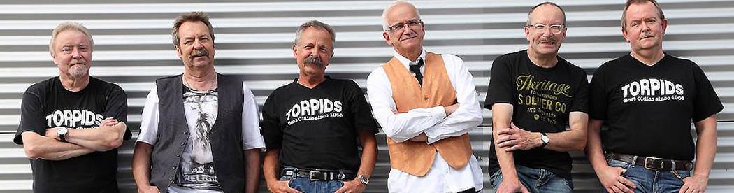 Impressum 50 Jahre TORPIDS - Let´s have a Party!  mit Songs aus den 60er-Jahren und beliebten Hits aus den 70er- und 80er-Jahren, Hamburg, Cuxhaven, Stade, Buxtehude, Großenwörden, Greven-Boitzenburg, Varel, Wingst, Winsen, Dollern, Harsefeld, Wenzendorf